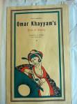 Omar Khayyam's Menu