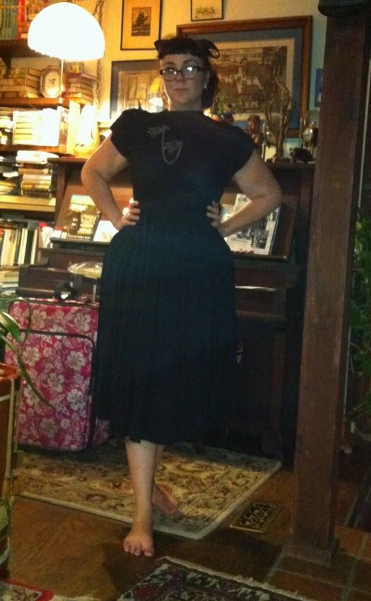 Sally's Dress