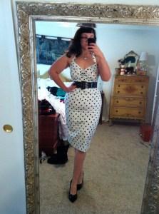 The Darling Dames dress