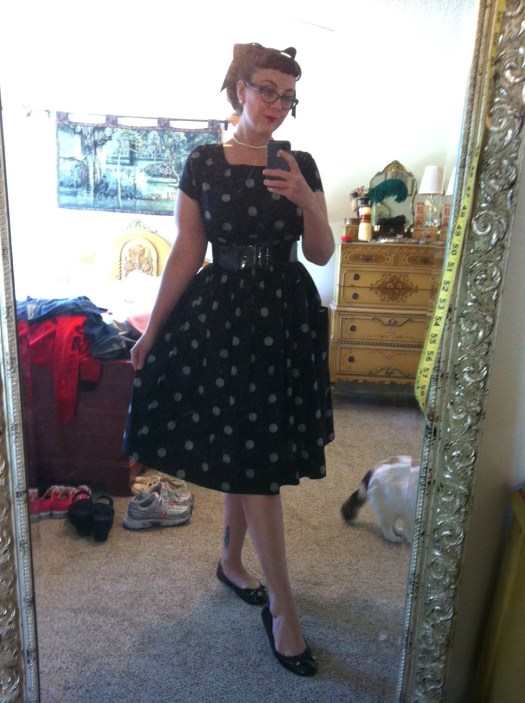 Kay Whitney summer dress