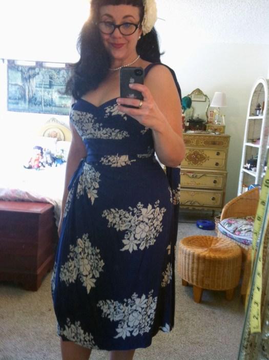 Trashy Diva Lena Sarong Dress