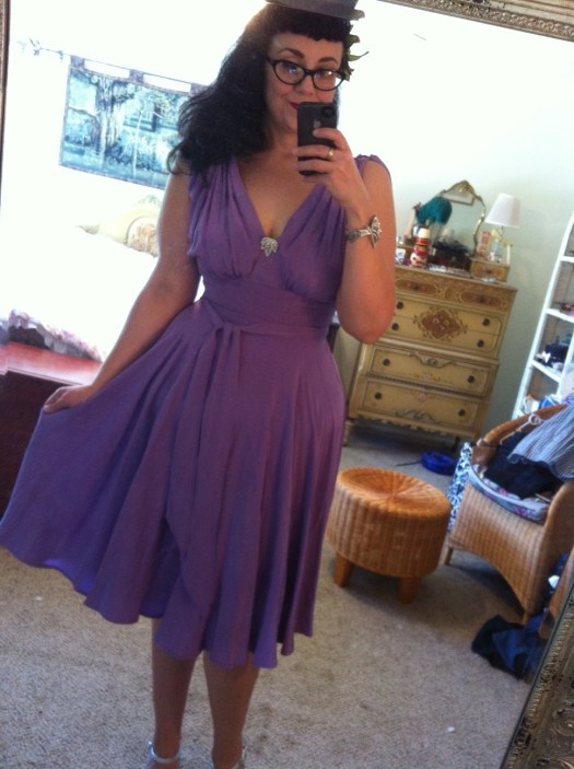 Trashy Diva Obi dress