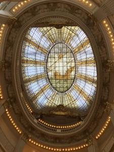 City of Paris dome