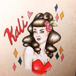 Kali by Christine