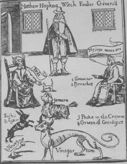 Matthew Hopkins Witch Finder Generall