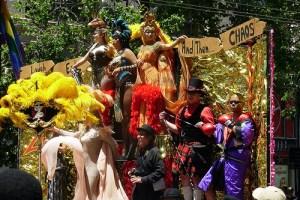 SF Pride Float