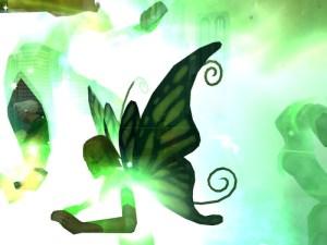 Winged Heroine
