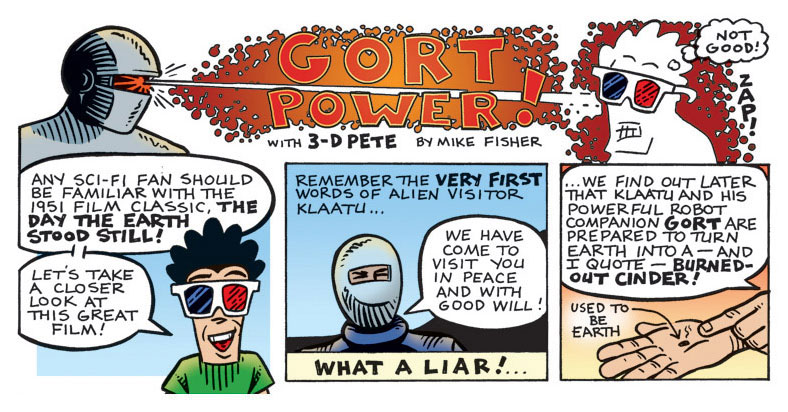 Gort Power! © 2008 Mike Fisher