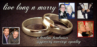 Banner for the Live Long and Marry Community.