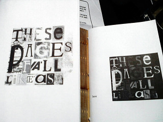 These Pages Fall Like Ash