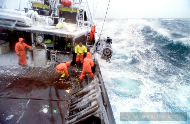 Worlds most dangerous jobs top 10 for Fish and game jobs