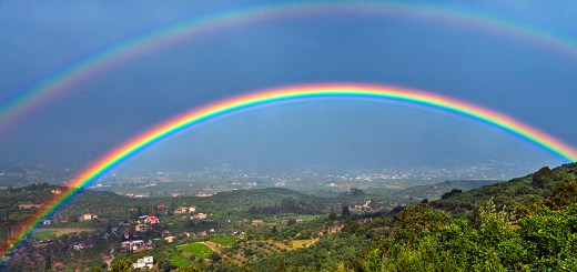 most beautiful rainbows in the world!
