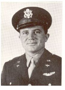 Second Lieutenant John Cast
