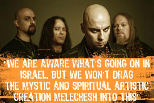 Melechesh Interview