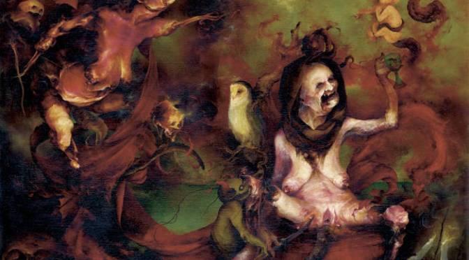 Underground Sounds:  Unaussprechlichen Kulten – Keziah Lilith Medea (Chapter X)