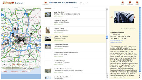 My Lloyd\'s on London photo on Schmap!