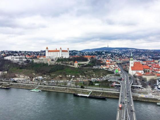 Bratislava in njene znamenitosti