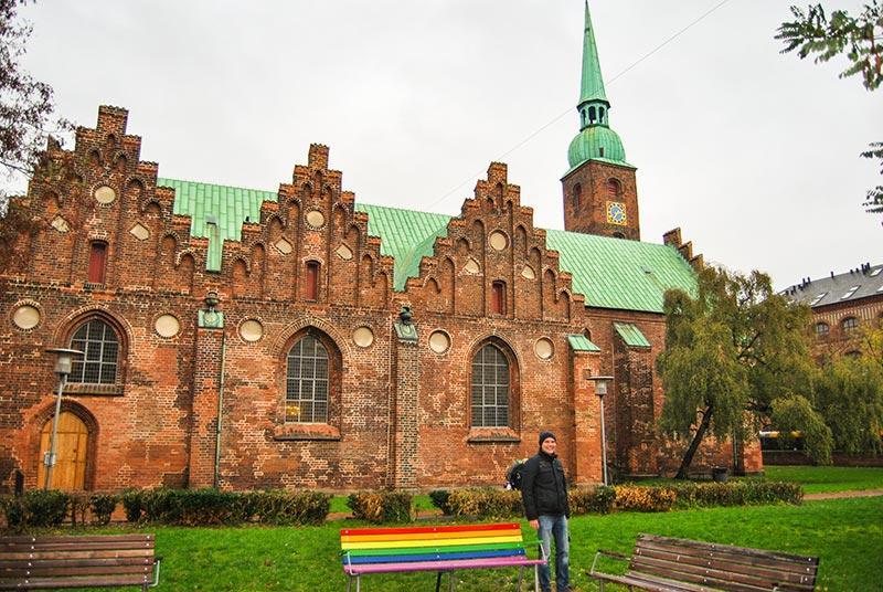 Danska in ogled znamenitosti mesta Aarhus