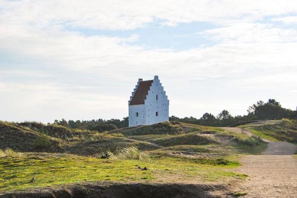 DANSKA: Peščene sipine in Lego House
