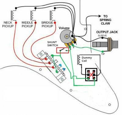 Hohner Bass Guitar Wiring Diagram