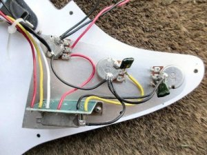 Wiring up a 5 way import switch | Fender Stratocaster Guitar Forum