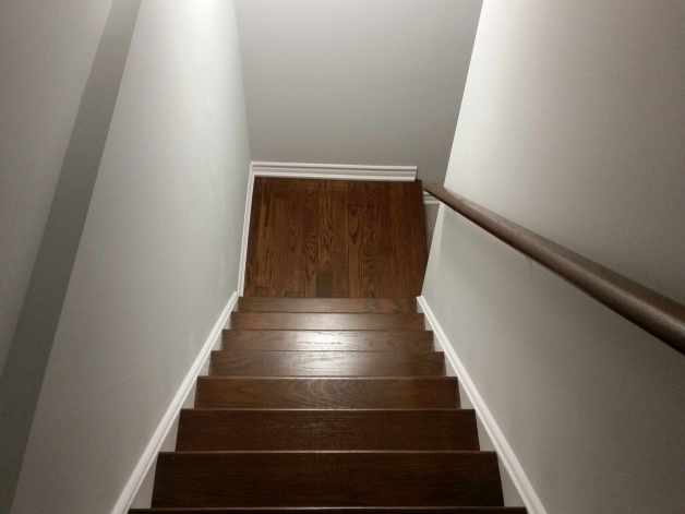 Basement Finishing, Oak Stairs, Toronto, Vaughan, GTA, Richmond Hill, Aurora, King, Newmarket, Mississauga, Brampton