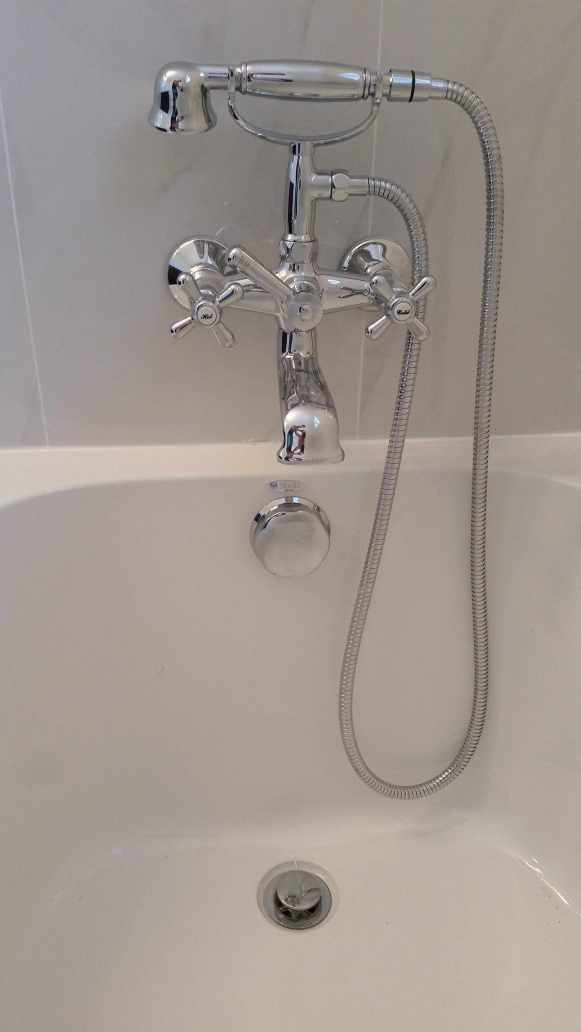 European style faucets