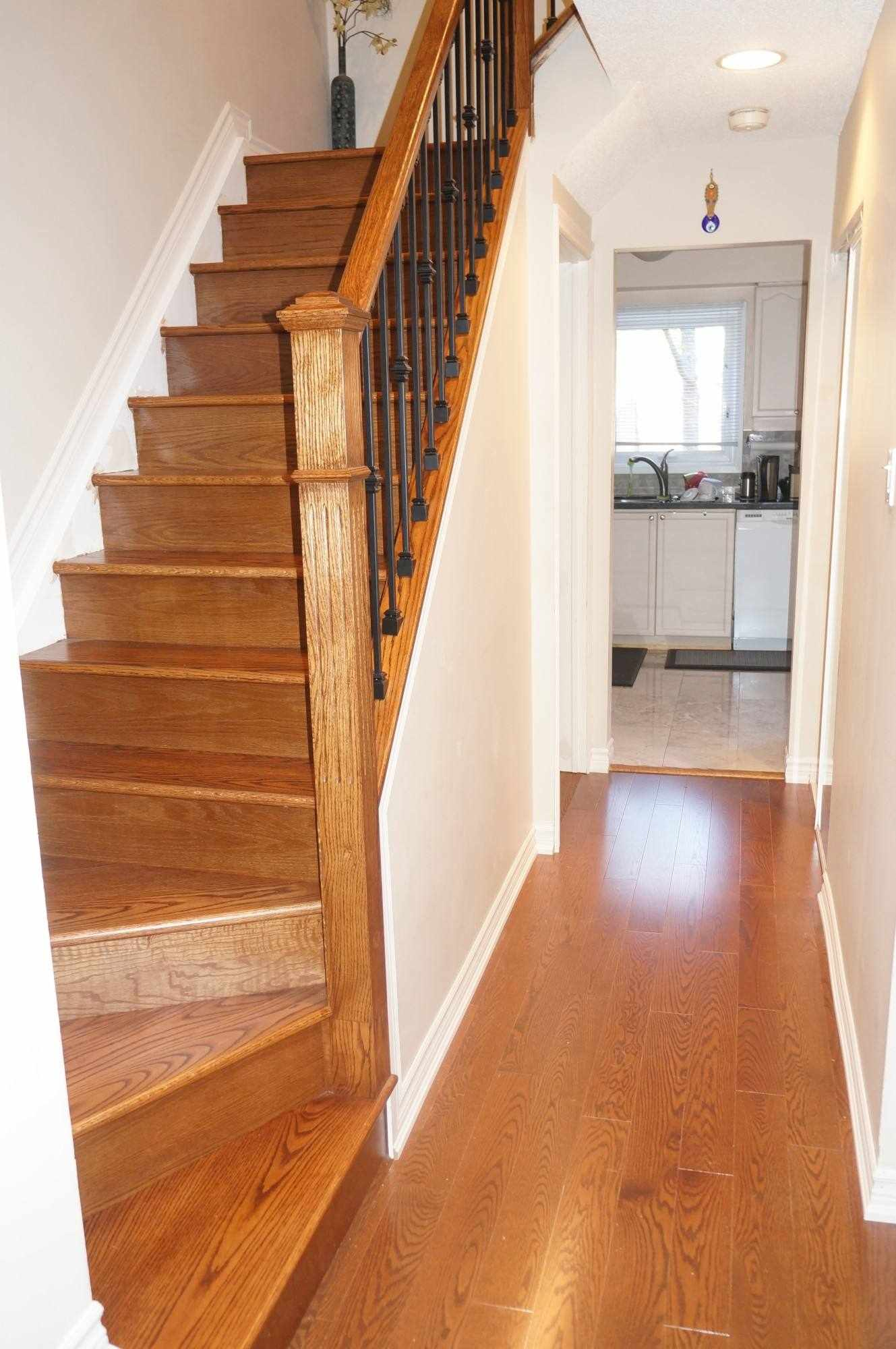 Staircase Refinishing, Hardwood Stairs, Remove Carpet, Install Oak Treads, New  Stairs,