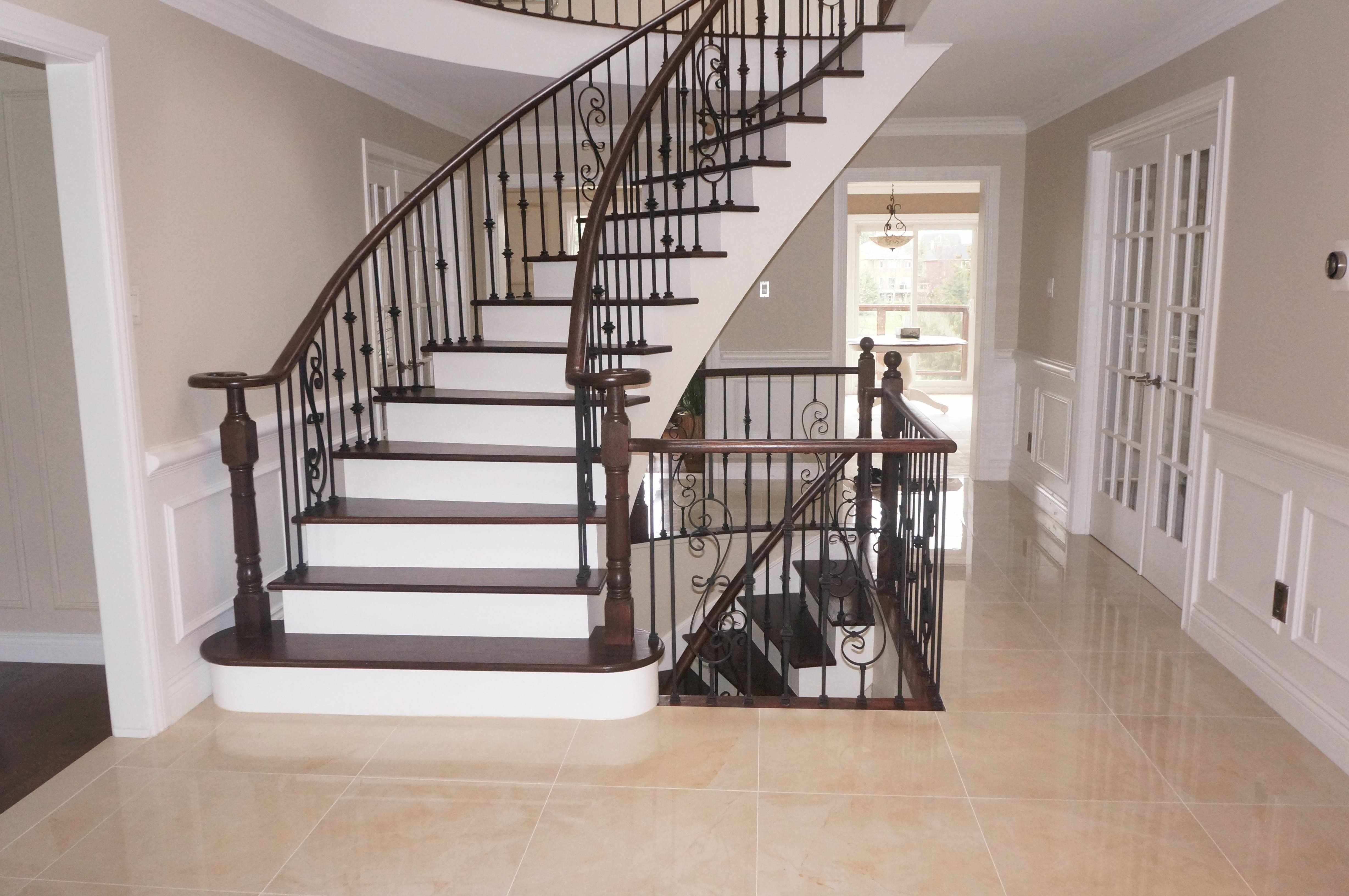 ideas stair of design put for decoration flooring treads stairs floors laminate on image
