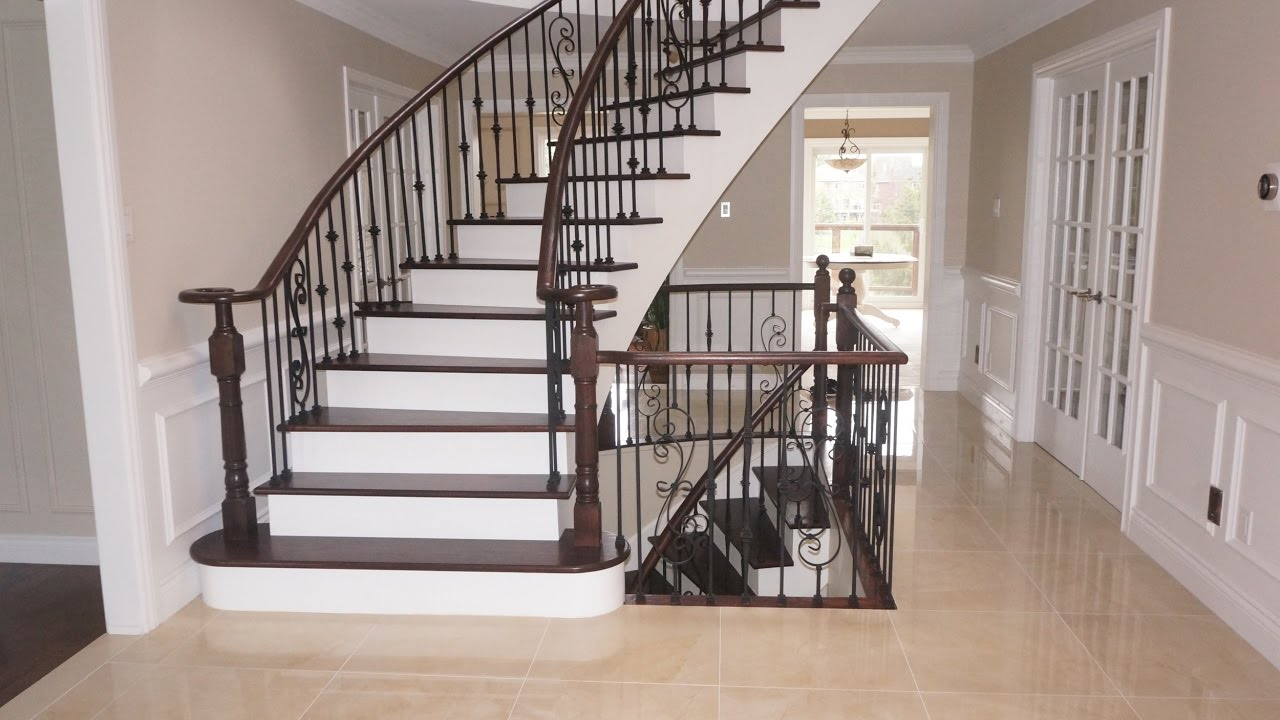 Hardwood, Hardwood Flooring, Stairs, Staircase, Staircase Refinishing,  Railing, Stairs And