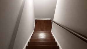 Basement stairs Vaughan