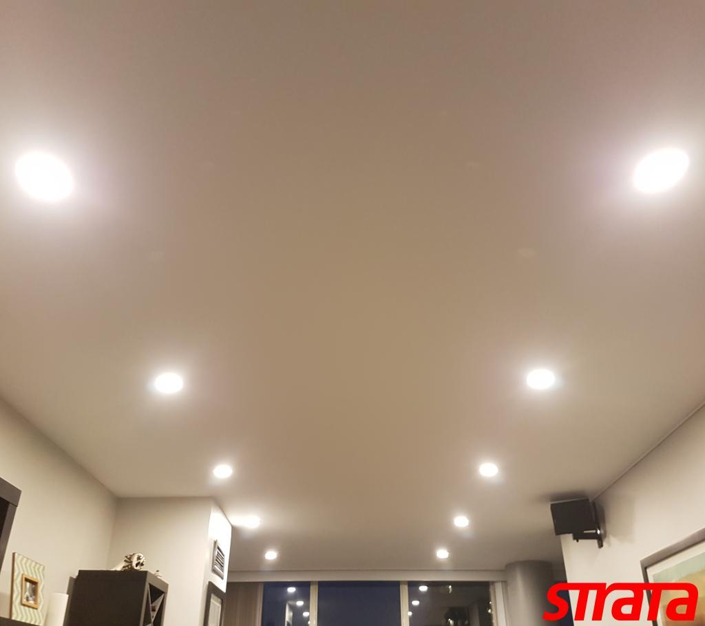 Dustless Popcorn Ceiling Removal – Strataline Inc.