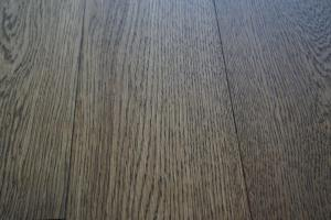 Dustless Floor refinishing Aurora before and after