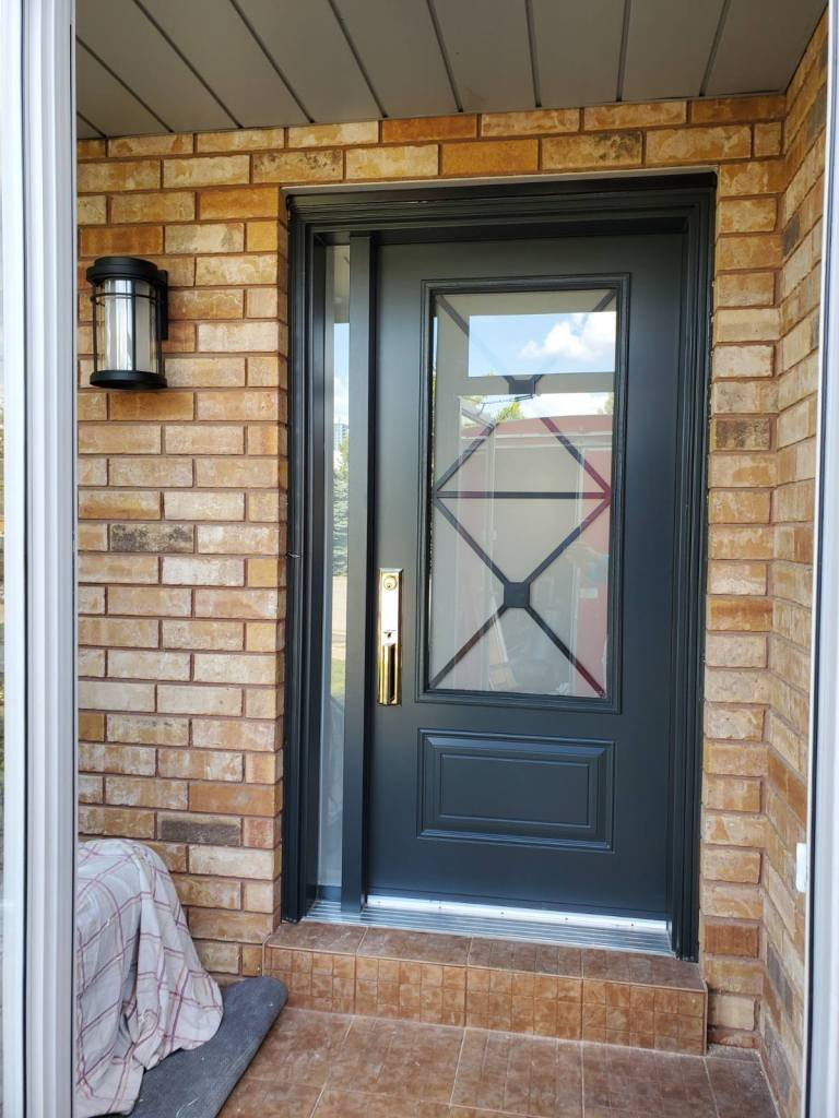 Fiberglass and Steel Door Installation and Replacement, PVC Windows Woodbridge, Maple, Vaughan, King, Aurora, Nemwarket, Caledon, Nobleton, Kleinburg, North York