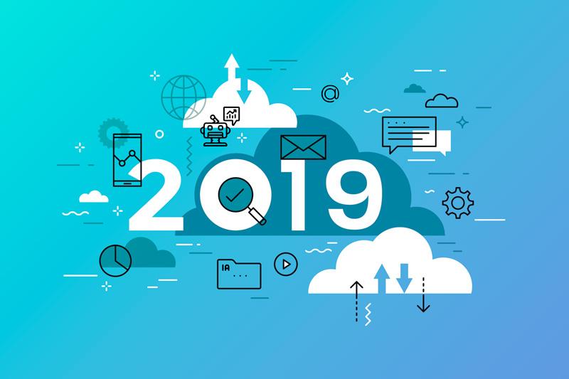 10 tendencias tecnológicas para el 2019