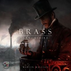 Brass Lancashire - gioco da tavolo
