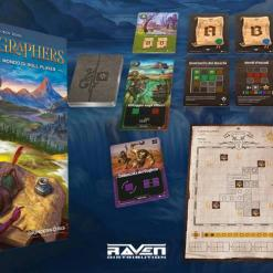 Cartographers - panoramica del gioco