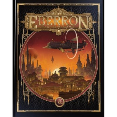 Eberron - alternate cover gdr