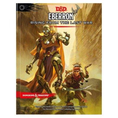 Eberron - rising from the last war - gdr
