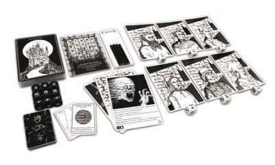 Escape the Dark Castle - contenuto del gioco