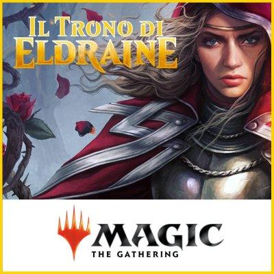 Prerelease - il trono di eldraine box
