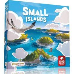 Small Islands - boardgame