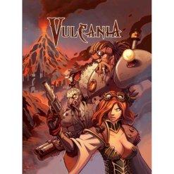 Vulcania - Gioco di ruolo steampunk