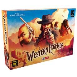 Western Legends - gioco da tavolo