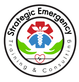 Strategic Emergency Training and Consulting Logo