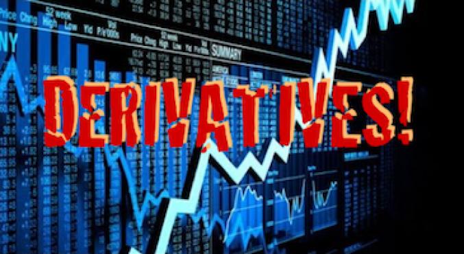 The Derivatives Bubble