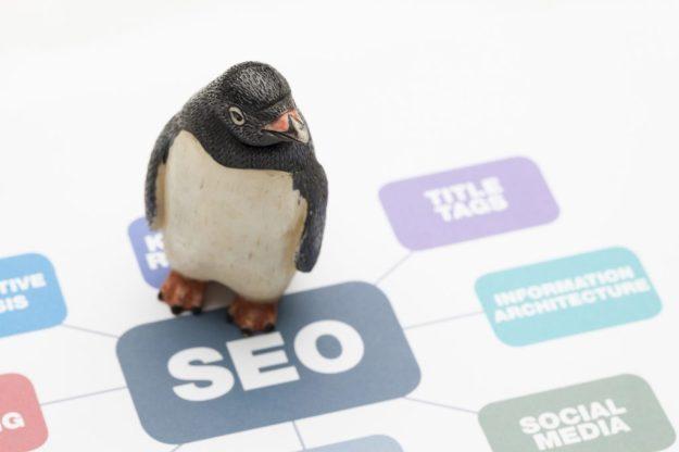 SEO Google Penguin 4.0