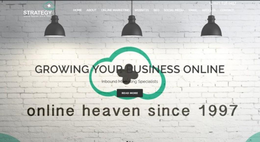 Strategy Plus Brand New Website