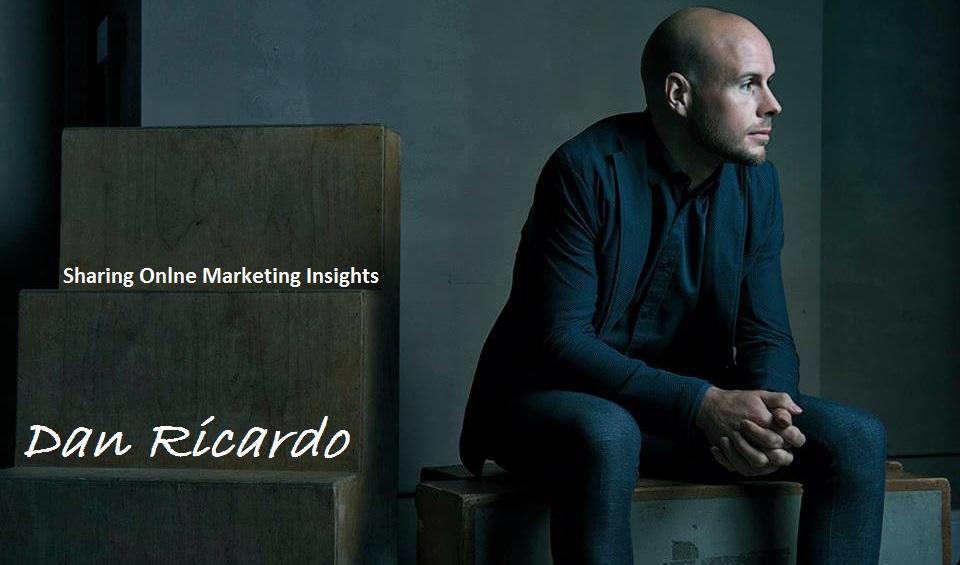 Dan Ricardo's Online Marketing Blog