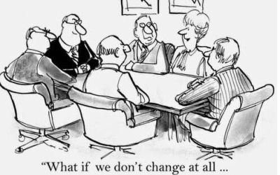 What leaders must do to enable organisational change.